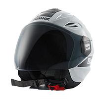 ブラウアー ブラット ヘルメット ホワイト ブラック