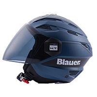 Casco Blauer Brat azul negro