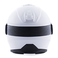 Casco Blauer Hacker blanco
