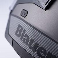 Blauer Solo Helmet Titanium Carbon Black Matt