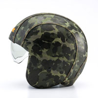 Blauer Pilot 1.1 Leather Camouflage