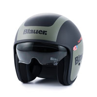 Blauer パイロット 1.1 黒マット グリーン