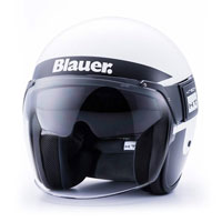 Blauer Pod Stripes White