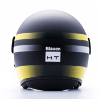 Blauer Pod Stripes gelb matt - 3