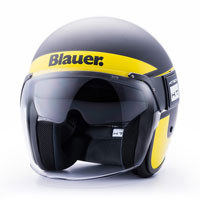 Blauer Pod Stripes Yellow Matt