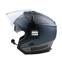 Blauer Solo Btr Helmet Blue Carbon