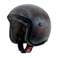 Caberg Jet Freeride Rusty