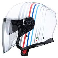 Caberg Flyon Bakari Helmet White Bmw