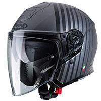 Caberg Flyon Bakari Helmet Grey Black