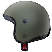 Casque Caberg Freeride Vert Militaire