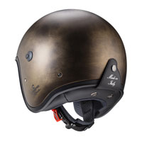 Casco Jet Caberg Freeride Bronzo Brushed
