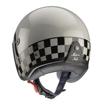 Open Face Helmet Caberg Freeride Formula Grey