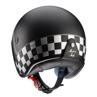 Open Face Helmet Caberg Freeride Formula Black