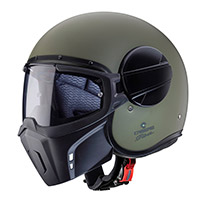 Caberg Ghost Helmet Matt Military Green