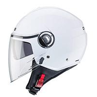 カバーグ リビエラ V4 ヘルメット ホワイト