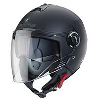 キャバーグ リビエラ V4 ヘルメット ブラック マット