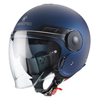 Open Face Helmet Caberg Uptown Blue Yama
