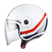 Open Face Helmet Caberg Uptown Chrono White