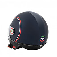 Casco Vespa Modernist Blu
