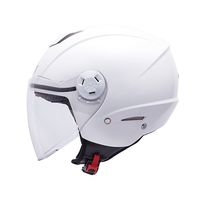 Mt Helmets City Eleven Sv Solid White