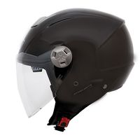 Mt Helmets City Eleven Sv Solid Matt Black