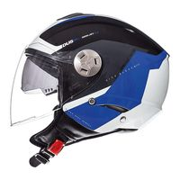 Mt Helmets City Eleven Sv Spark C2 Blue