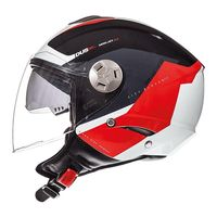 Mt Helmets City Eleven Sv Spark C1 Red