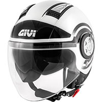 Casco Givi Air Jet R Round blanco
