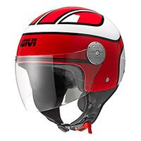 Givi Bobber Red