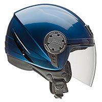 Givi Helmet Hps Demi-jet Bobber 10.4f Metalic Blue