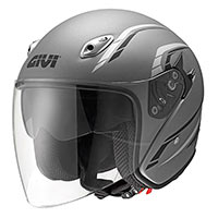 Givi Fiber-j2 Plus Titanio Opaco