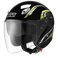 Givi Fiber-j2 Plus Nero Giallo