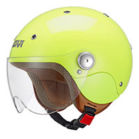 Givi Junior 3 Glossy Neon Yellow Kid
