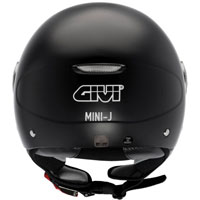 Givi Casco Demi Jet Mini Nero Opaco