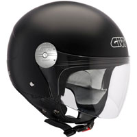 Givi Demi Jetミニヘルメットマットブラック