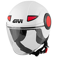 Givi Junior 5 Solid Helmet White Kid