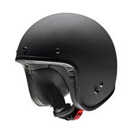 Givi Jet Helmet 20.7 Oldster Matt Black