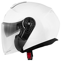 Casco Givi X.22 Planet Solid blanco