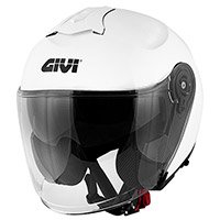 Givi X.22 Planet Solid Helmet White
