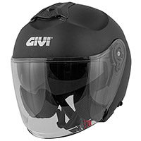 Casco Givi X.22 Planet Solid Nero Opaco