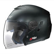Casco Grex  G4.1 Kinetic Nero Opaco