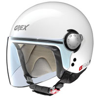 Casco Grex G3.1 Kinetic Blanco