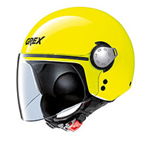 Grex G3.1e Kinetic Helmet Yellow