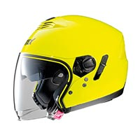 Grex G4.1e Kinetic Helmet Yellow
