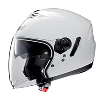 Grex G4.1e Kinetic Helmet Metal White