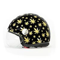 Marijuana Black By Helmo-milano Black