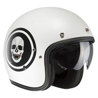 Hjc Fg-70s Apol Mc10sf Helmet White