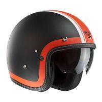 Hjc Fg-70s Heritage Mc5f Helmet Black Orange