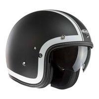 Hjc Fg-70s Heritage Mc5f Helmet Black White
