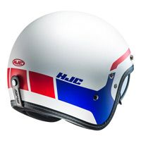 Hjc Fg-70s Modik Mc21sf Helmet White Red Blue